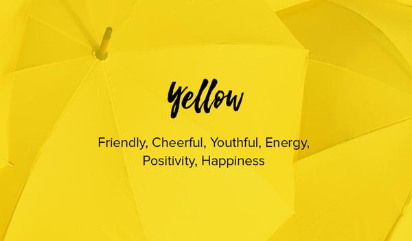 Khám phá ý nghĩa màu vàng