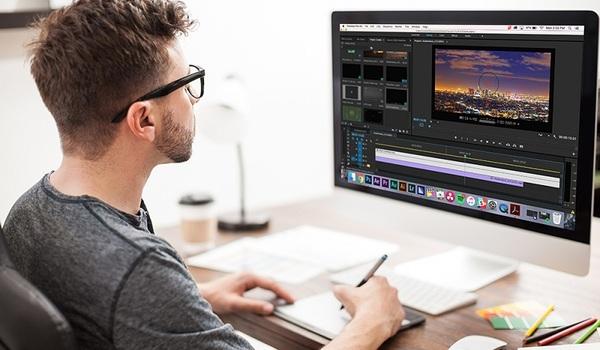 Ứng dụng của Adobe Media Encoder