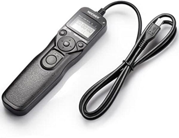 Công cụ sử dụng để chụp Time lapse