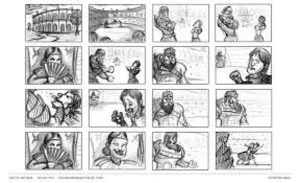 Lời khuyên khi tạo Storyboard