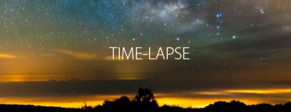 Time lapse là gì?