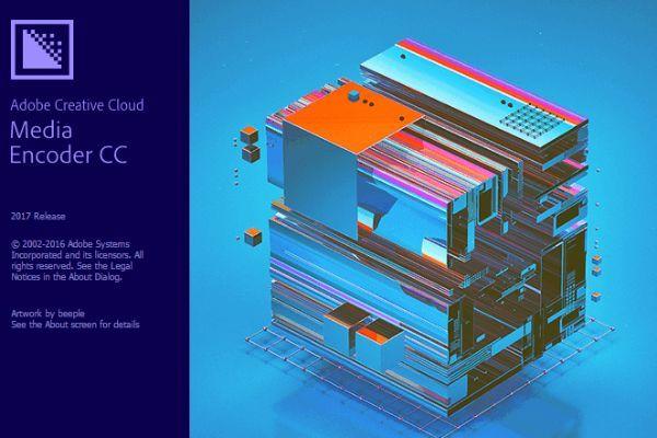 Tính năng cơ bản của Adobe Media Encoder