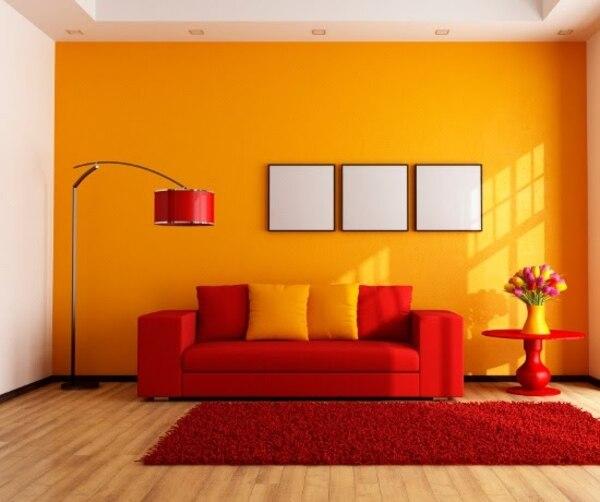 Cách pha màu vàng cam