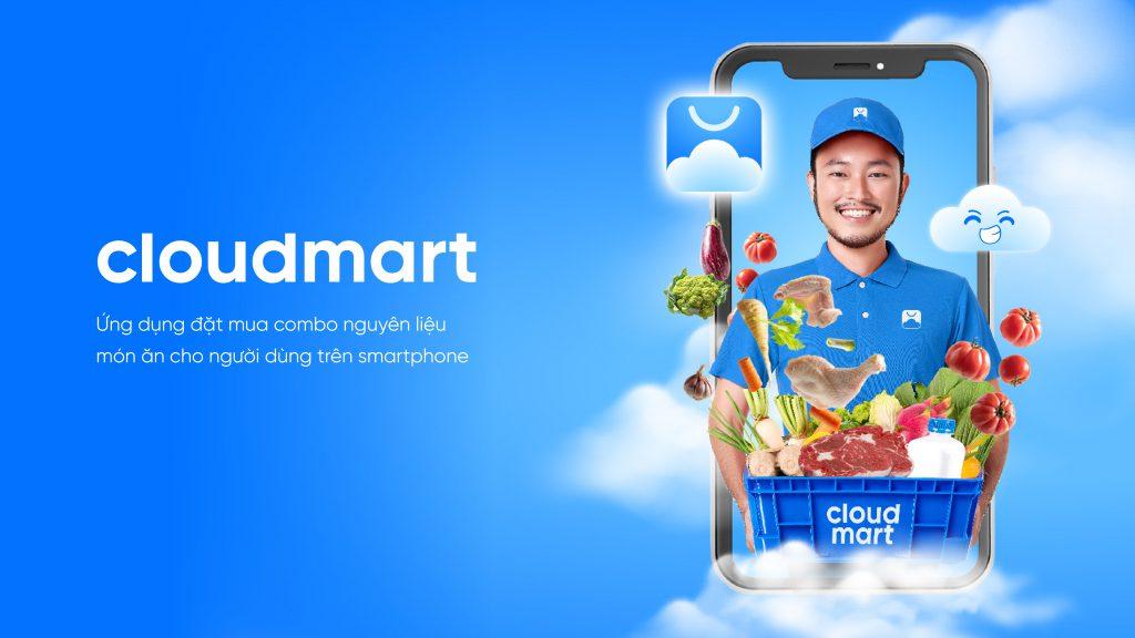 Project sem 2 | Cloudmart | Lớp A1.2008E
