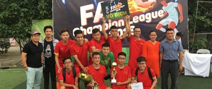 Chung Kết FAI Champion League 2018: Quán Quân Gọi Tên T1710M