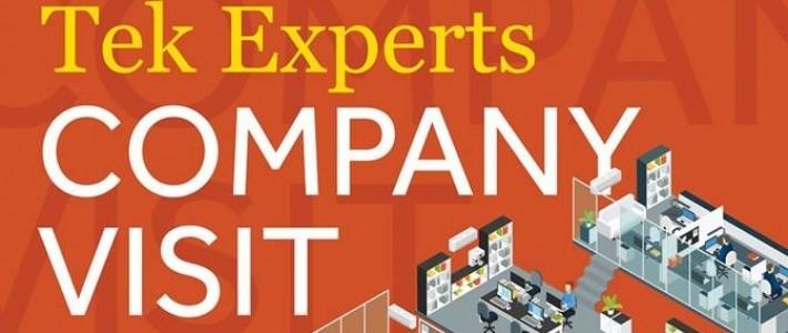 """Tek Experts – """"Vùng đất hứa"""" trên hành trình tham quan doanh nghiệp của FAI-er"""