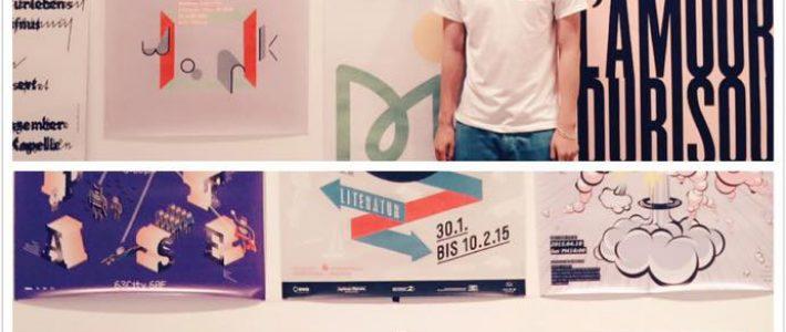 Sinh viên FPT Arena tổ chức Triển lãm Nghệ thuật Đồ họa Chữ lần thứ 61 tại Viện Goethe Hà Nội