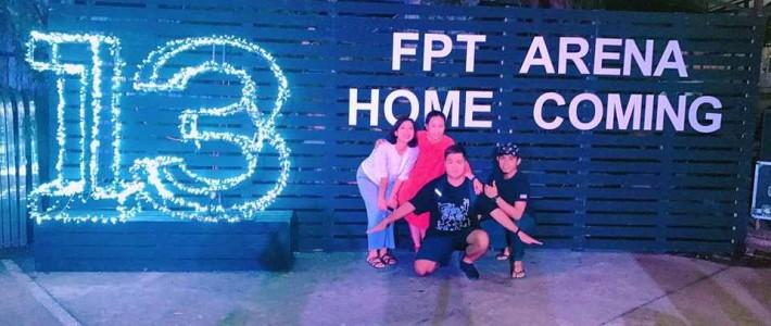 Đêm trở về vẹn nguyên cảm xúc như ngày đầu tiên của cựu sinh viên FPT Arena
