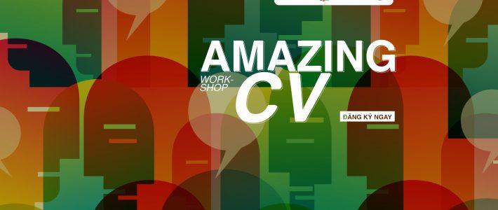 Workshop: AMAZING CV