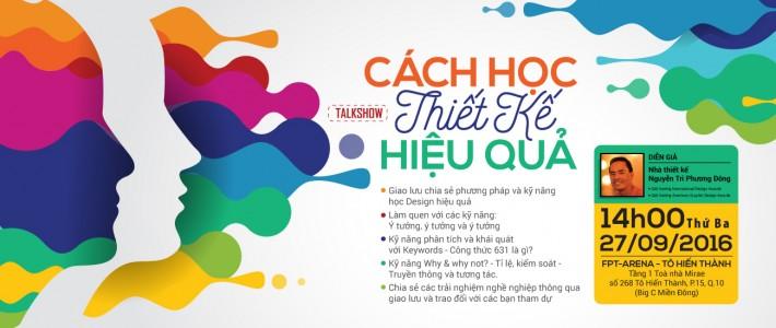 Gặp gỡ KTS, họa sĩ thiết kế Nguyễn Tri Phương Đông, niềm tự hào của làng Mỹ thuật thiết kế Việt Nam.