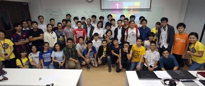 FPT Arena mang đồ họa chính quy tới campus Hòa Lạc qua hai workshop trong tháng Tư