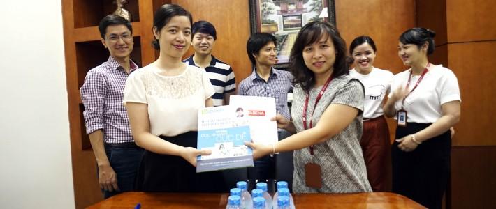 Khoa quốc tế Đại học FPT và Công ty DKT chính thức trở thành đối tác doanh nghiệp
