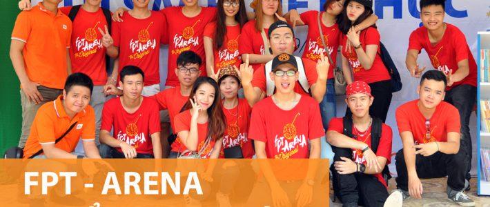 """FPT – Arena dàng tặng học bổng """"Tôi học để sáng tạo"""" cho 300 chỉ tiêu tuyển sinh quý 4/2015"""