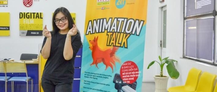 "Animation Talk – ""Chuyển Động 2018"""