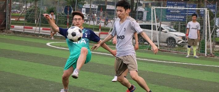 Chính thức khởi tranh giải bóng đá FAI Champion League 2019 mừng sinh nhật FPT Aptech