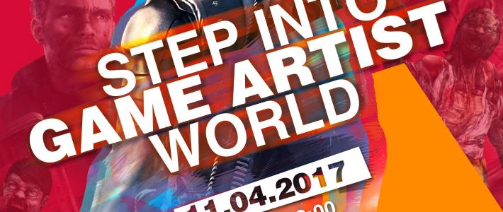 """Học tập, tham quan, cơ hội có việc làm ngay tại """"sân nhà"""" VNG khi tham dự workshop: """"STEP INTO GAME ARTIST WORLD"""""""