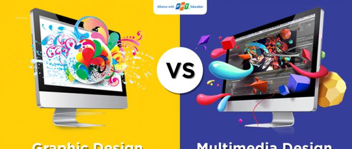 """Hiểu rõ hơn về hai khái niệm """"Graphic Design"""" và """"Multimedia"""""""
