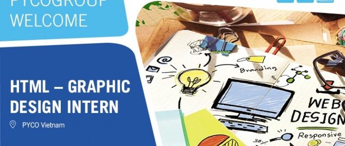 HTML – GRAPHIC DESIGN INTERNSHIP PROGRAM