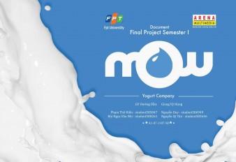 Yogurt Company Mow -1107S0