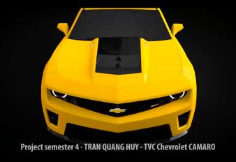 Project Sem 4 – Car Commercial -1203T0