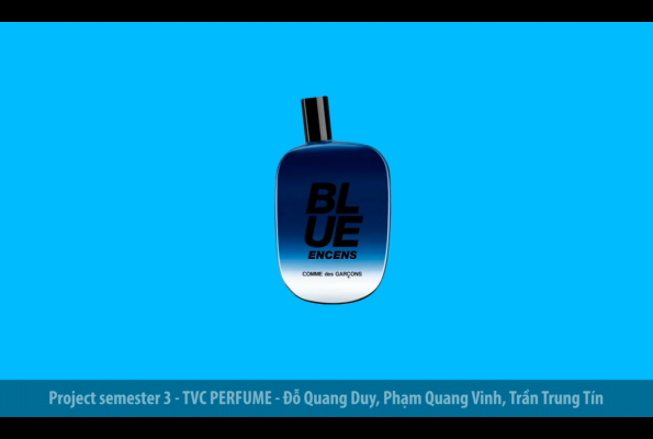 Project Sem 3 – TVC Perfume