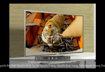 Project Sem 3 – TVC Samsung Smart TV