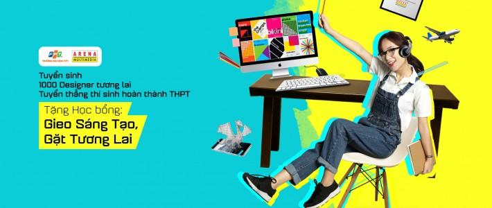 """FPT Arena tặng học bổng """"Gieo sáng tạo, gặt tương lai"""" cho thí sinh tốt nghiệp THPT 2016"""