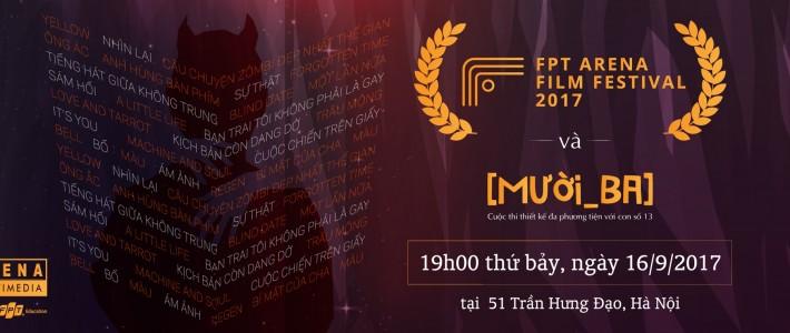 FAN Film festival  2017: Đêm dành cho những tác phẩm xuất sắc nhất