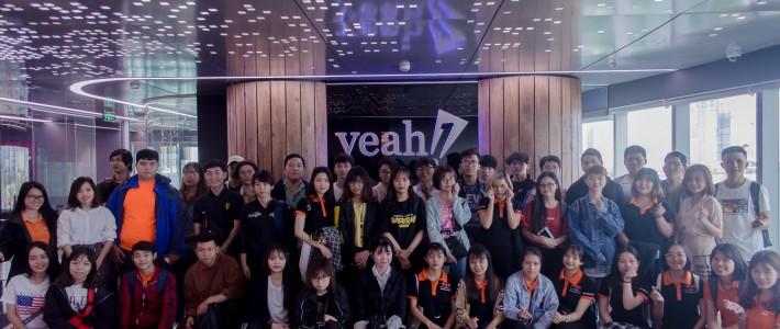 Tham quan YEAH1 Group – Môi trường làm việc đa ngành đa văn hóa