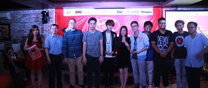 FPT Arena Idol 2015 đã tìm thấy quán quân với giải thưởng 16 triệu