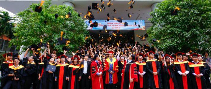 Gần 800 sinh viên FAI chuẩn bị tốt nghiệp