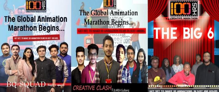100HRS-Creative Marathon, đấu trường sáng tạo không giới hạn cho sinh viên Arena Multimedia