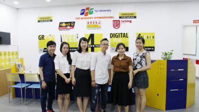 Tập đoàn FPT tuyển thiết kế đồ họa