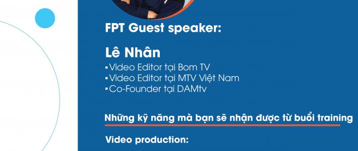 FPT Arena vinh dự trở thành Nhà Bảo trợ Kiến thức chuyên môn cho cuộc thi Young Voice Contest 2017 từ trung tâm ngoại ngữ YOLA